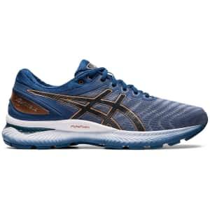 ASICS Men's / Women's Gel Nimbus 22 Shoes for $75