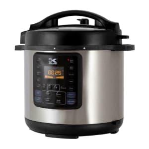 Refurb Kalorik 6-Quart 10-in-1 Multi-Use Pressure Cooker for $58