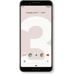 Google Pixel 3 64GB GSM Android Smartphone for $175