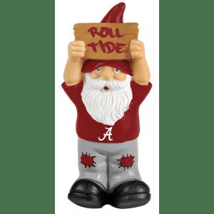 Elite Fan Shop NCAA Garden Gnome for $15