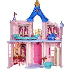 Disney Princess Fashion Doll Castle for $92