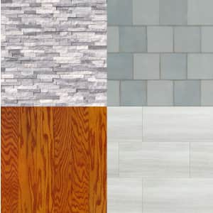 Flooring and Tiling at Home Depot: from $1.49 per sq. ft.