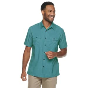 Men's Clothing at Kohl's: 40% to 50% off