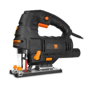 WEN 6.6-Amp Variable Speed Orbital Jig Saw with Laser and LED Light for $39