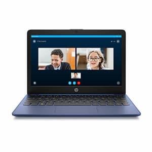 HP Stream 11-inch HD Laptop, Intel Celeron N4000, 4 GB RAM, 32 GB eMMC, Windows 10 Home in S Mode for $230