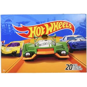 Hot Wheels 20-Car Gift Pack for $25