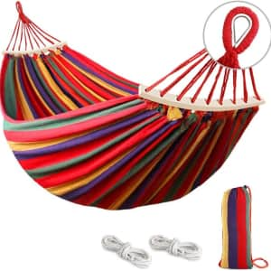 Outerman Camping Hammock for $15