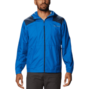 Columbia Men's Flashback Windbreaker Jacket for $20