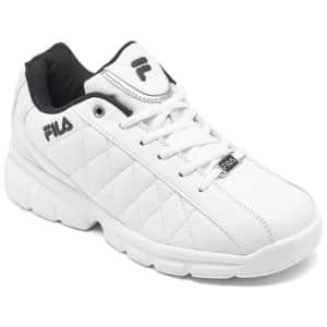 Fila Men's Fulcrum 3 Casual Sneakers for $30