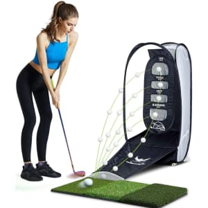 Wosofe Golf Practice Target Net for $69