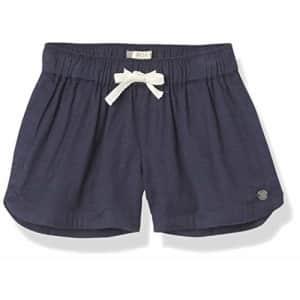 Roxy girls Una Mattina Beach Casual Shorts, Mood Indigo 212, 8 US for $30