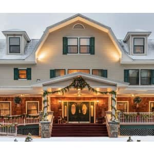 4-Star New Hampshire Inn & Spa Stays through Feb. '22 at Travelzoo: for $189 per night