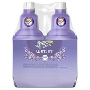 Swiffer WetJet Multi-Purpose 42.2-oz. Floor Cleaner 2-Pack for $8.91 via Sub & Save