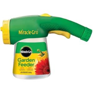 Miracle-Gro Garden Feeder for $11