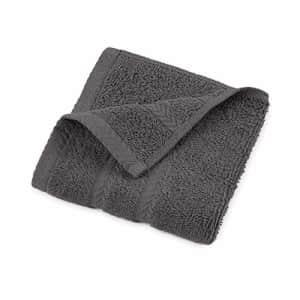 Martex Egyptian with Dryfast, Wash Cloth, Grey for $24