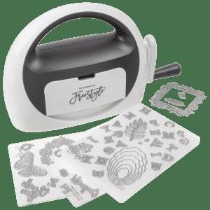 Momenta Freestyle Die Cutting Machine w/ 44pc Metal Die Bundle for $49