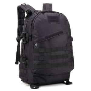 40L Tactical Backpack for $20