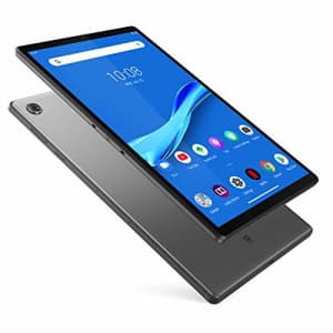 """Lenovo Tab M10 Plus Tablet, 10.3"""" FHD Android Tablet, Octa-Core Processor, 128GB Storage, 4GB RAM, for $246"""