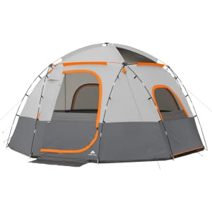 Ozark Trail 15x15ft 9-Person Lighted Sphere Tent for $179