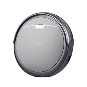 ILIFE A4 Robot Vacuum Cleaner, Titanium Gray for $159