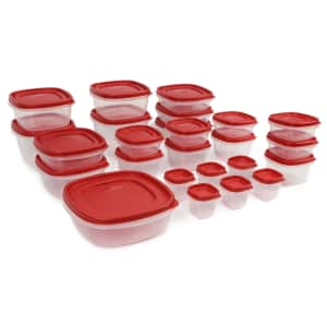 Rubbermaid 50-Piece Easy Find Lids Food Storage Set for $20 for members