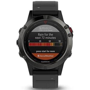 Garmin Fenix 5 GPS Smart Watch for $387