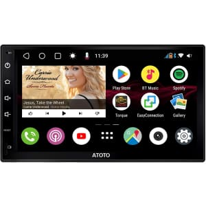 ATOTO S8 In-Dash Navigation for $319