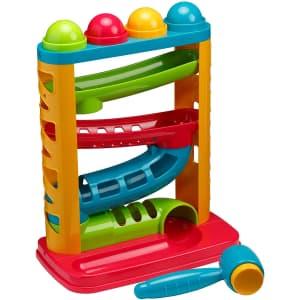 Playkidz Pound A Ball Toy for $18