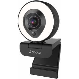 Aoboco Streaming Webcam for $24