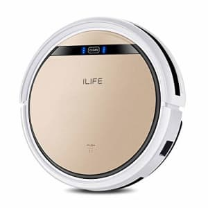 ILIFE V5s, Robotic Vacuum Cleaner and Mopping, Slim, Automatic Self-Charging, Daily Schedule, Ideal for $168