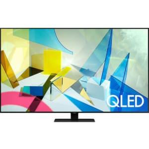 """Samsung 65"""" QLED 4K UHD HDR Smart TV for $1,299"""