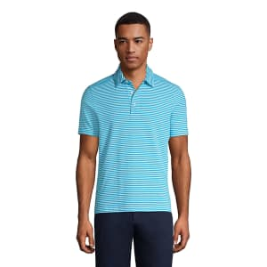 Men's Polo Shirts at Lands' End: from $7