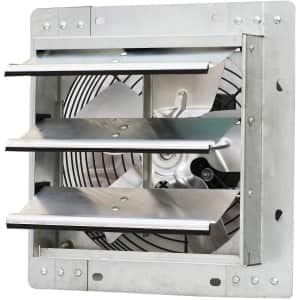 """iLIVING 10"""" Wall Mounted Exhaust Fan for $62"""