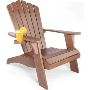 Qomotop Adirondack Chair for $120
