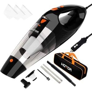 Hotor 12V Car Vacuum for $30