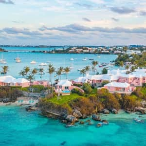 3-Night Bermuda Stay through April '22 at Travelzoo: for $699