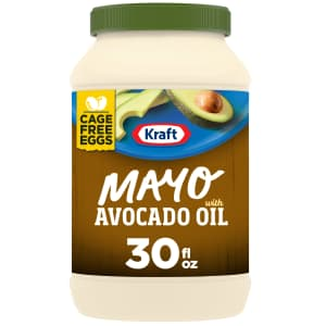 Kraft 30-oz. Avocado Oil Mayo for $2.08 via Sub & Save