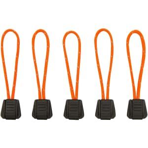 Exotac Tinderzip Zipper Pull Fire Starter 5-Pack for $11