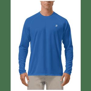 Roadbox Men's Quick-Dry UPF50+ Shirt from $9