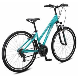 Schwinn Network 1 Womens Hybrid Bike,700c Wheels, 15-Inch Frame, 21 Speed, Alloy Linear Pull for $750