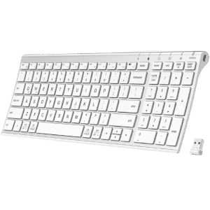 iClever Wireless Keyboard for $30
