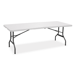 Living Accents Rectangular Fold-in-Half Table for $35 w/ Ace Rewards