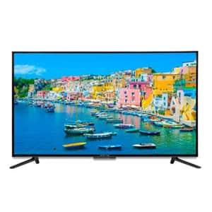 "Sceptre UTV 55"" 4K Ultra-HDTV 3840x2160 U558CV-UMC 4X HDMI MEMC 120, Metal Black for $500"