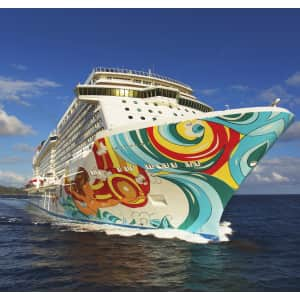 Norwegian Cruise Line 7-Night Bermuda Cruise from NYC in October at ShermansTravel: from $798 for 2