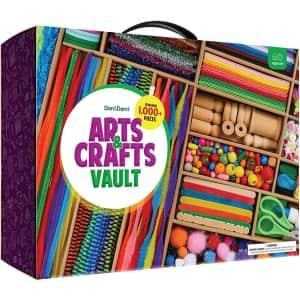 Dan&Darci Arts & Crafts Vault for $35