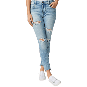 Maurices Women's Vintage High Waisted Jeans for $19