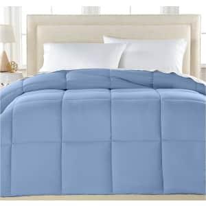Royal Luxe Lightweight Microfiber Down Alternative Comforter for $20