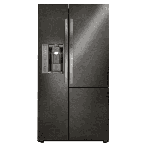 LG 26 cu. ft. Side-by-Side Refrigerator with Door-in-Door for $1,495 for members
