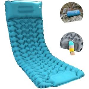 AllynX Self-Inflating Sleeping Pad for $23