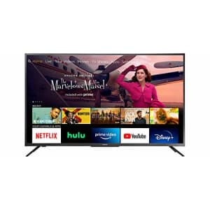 Toshiba 55LF621U21 55-inch Smart 4K UHD with Dolby Vision - Fire TV, Released 2020 for $410